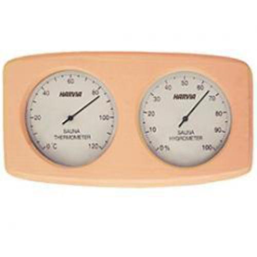 Đồng hồ ẩm kế nhiệt kế Harvia THERMOMETER – HYGROMETER