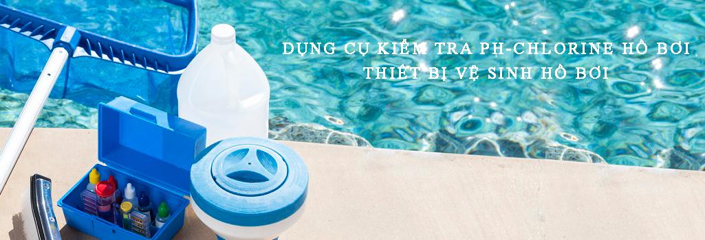 Hộp thử nước Ph-Chlorine