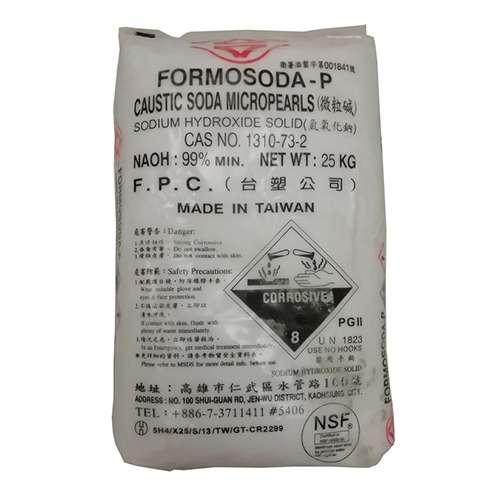 Hóa chất NaOH 99% nhập khẩu
