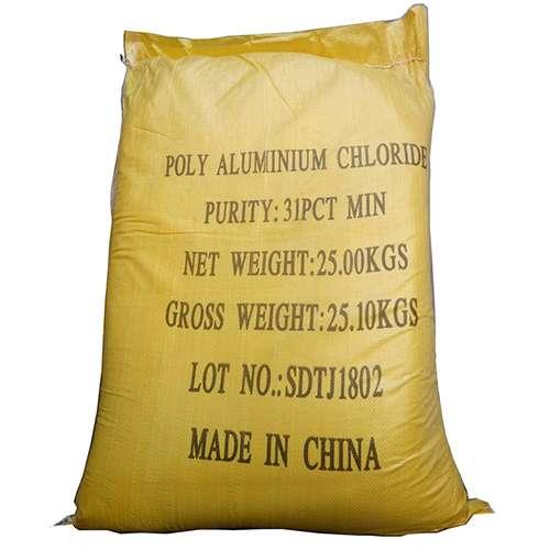 Hóa chất trợ lắng PAC nhập khẩu