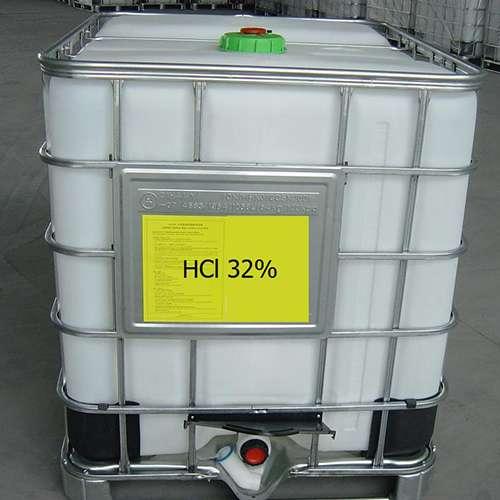 Hóa chất HCl 32%