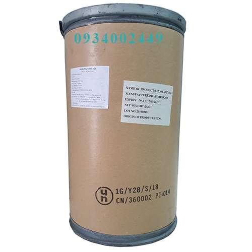 Hóa chất khử trùng nước Chloramin B nhập khẩu chính hãng