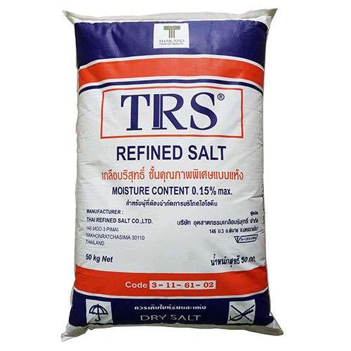Muối tinh khiết hãng IRS nhập khẩu từ Thái Lan