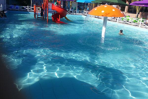 Thi công lắp đặt thiết bị hồ bơi Thi Thoa - Tp. Phan Rang - Tháp Chàm