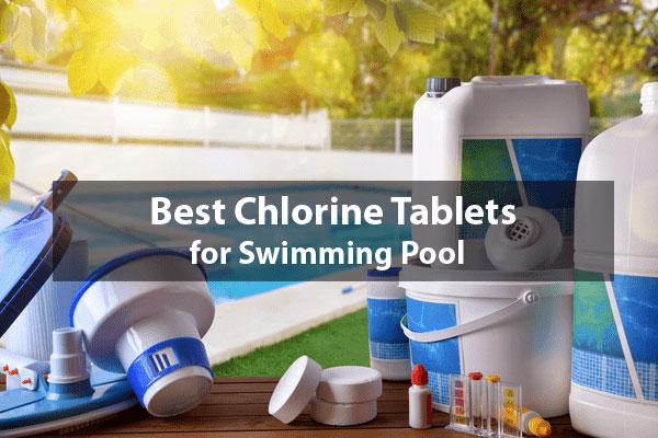 Cách sử dụng Chlorine xử lý nước cho hồ bơi
