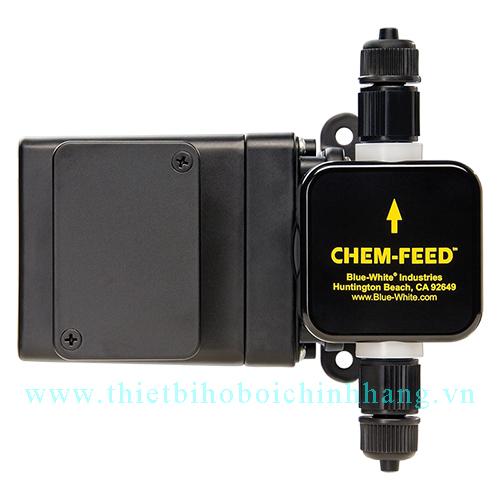 Bơm định lượng hóa chất C6250P lưu lượng 50 lít/h hãng Blue-White nhập khẩu từ USA