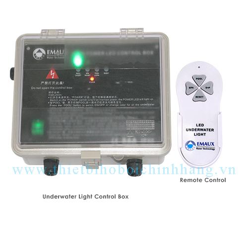 Bộ điều khiển màu đèn hồ bơi hãng Emaux nhập khẩu chính hãng