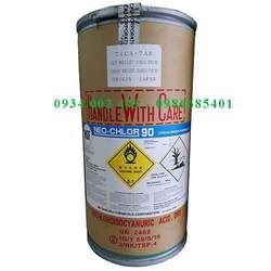 Chlorine (TCCA) 90% viên nén 200g hãng Shikoku nhập khẩu từ Nhật Bản
