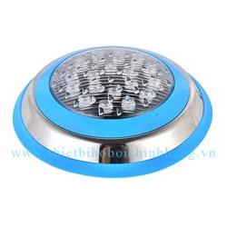 Đèn Led hồ bơi công suất 12W-18W viền xanh nhập khẩu từ Trung Quốc