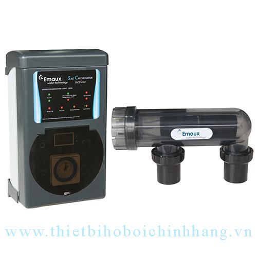 Bộ điện phân muối hồ bơi SSC50-T hãng Emaux nhập khẩu từ Trung Quốc