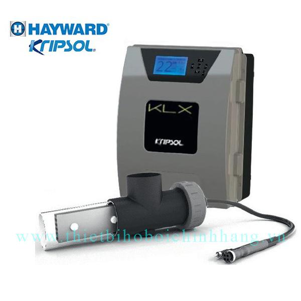 Bộ điện phân muối hồ bơi hãng Kripsol KLX50  nhập khẩu từ Tây Ban Nha