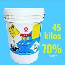 Chlorine 70% hãng Niclon nhập khẩu từ Nhật Bản