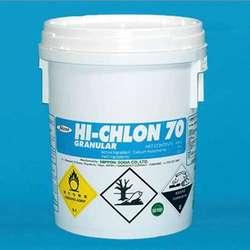 Chlorine 70% hãng Nippon nhập khẩu từ Nhật