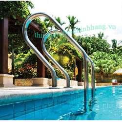 Thang hồ bơi inox 304SS hãng Minder nhập từ Trung Quốc